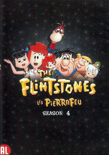 The Flintstones. Seizoenen 4 - HANNA, William