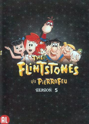 The Flintstones. Seizoenen 5 - HANNA, William