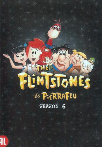 The Flintstones. Seizoenen 6 - HANNA, William